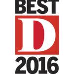 best d 2016 logo