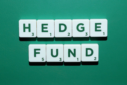 hedge funds stock