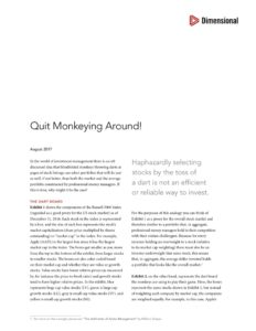 thumbnail of Monkeying Around PDF