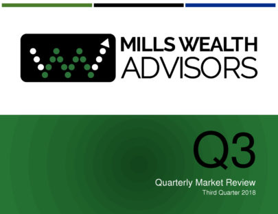 thumbnail of Quarterly Market Review 3rd 2018