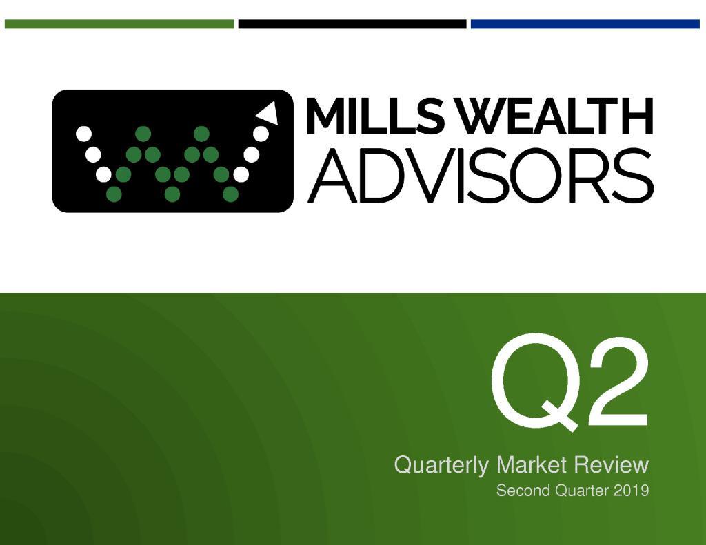 thumbnail of Quarterly Market Review (QMR) MWA 2nd Quarter