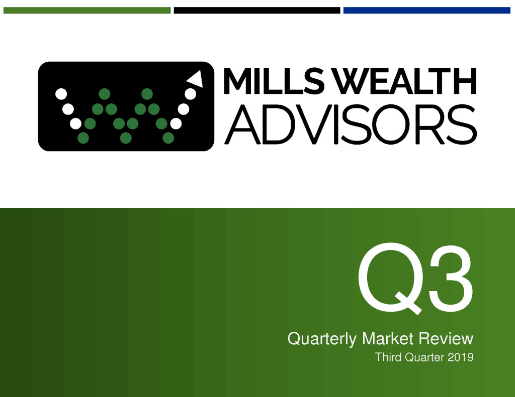 thumbnail of Quarterly Market Review – Q3 2019