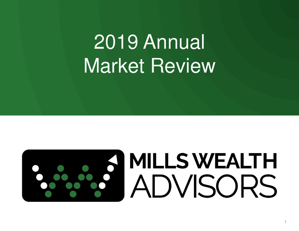 thumbnail of 2019 Annual Market Review